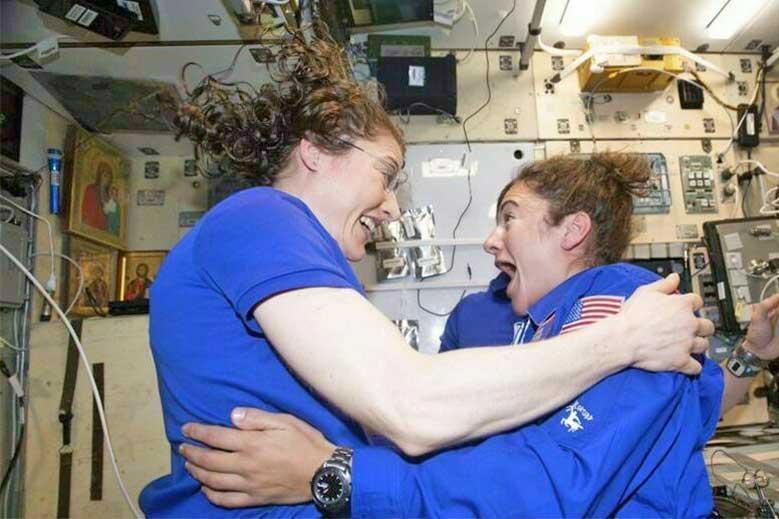 La NASA envía mujeres astronautas a la Luna