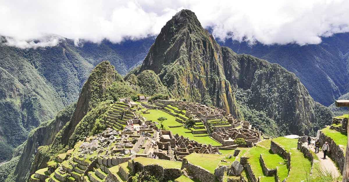 Apu Waina Pichu Perú