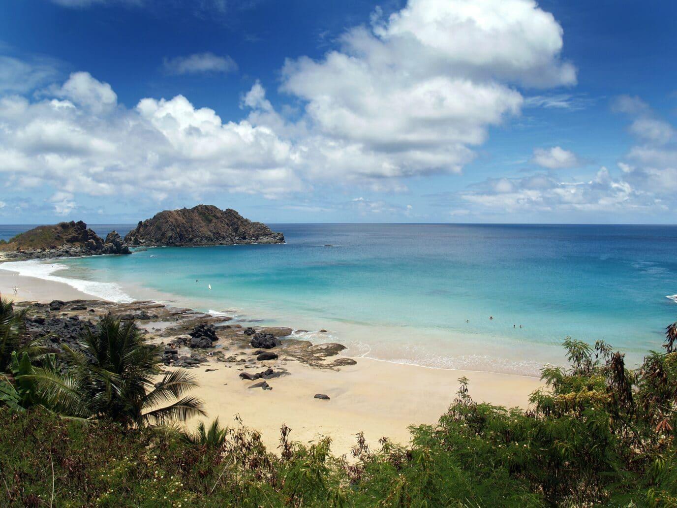 Isla de Fernando de Noronha Brasil