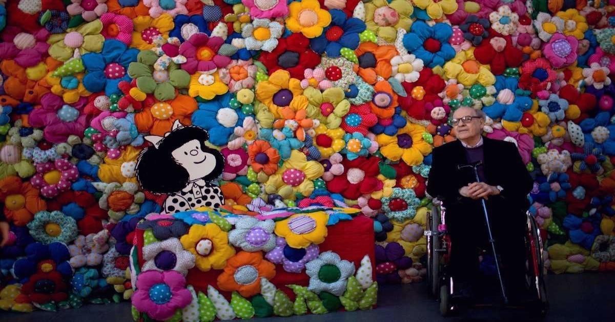 Quino creador de Mafalda