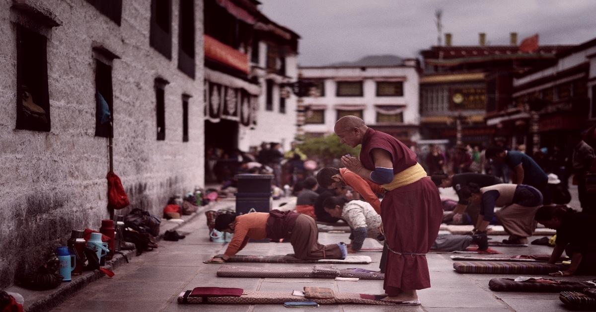 Liberen al Tíbet