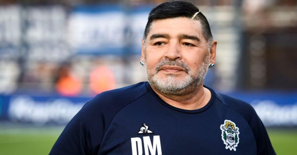 Muere el argentino Diego Armando Maradona