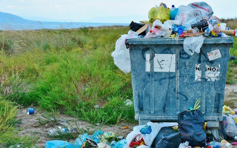 Plásticos, residuos, contaminación